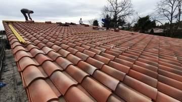 Rénovation de toiture complète à Tournefeuille