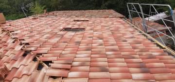 Rénovation de toiture à Fenouillet